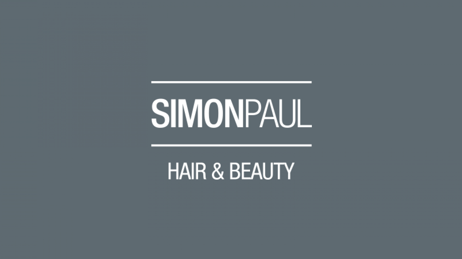 Logo design and branding for Simon Paul Hair Solihull