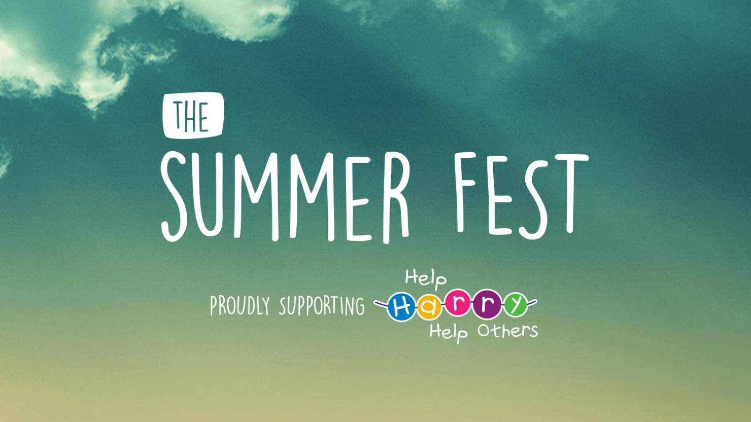 Logo design for Solihull Summerfest Music festival event in Tudor Grange Park