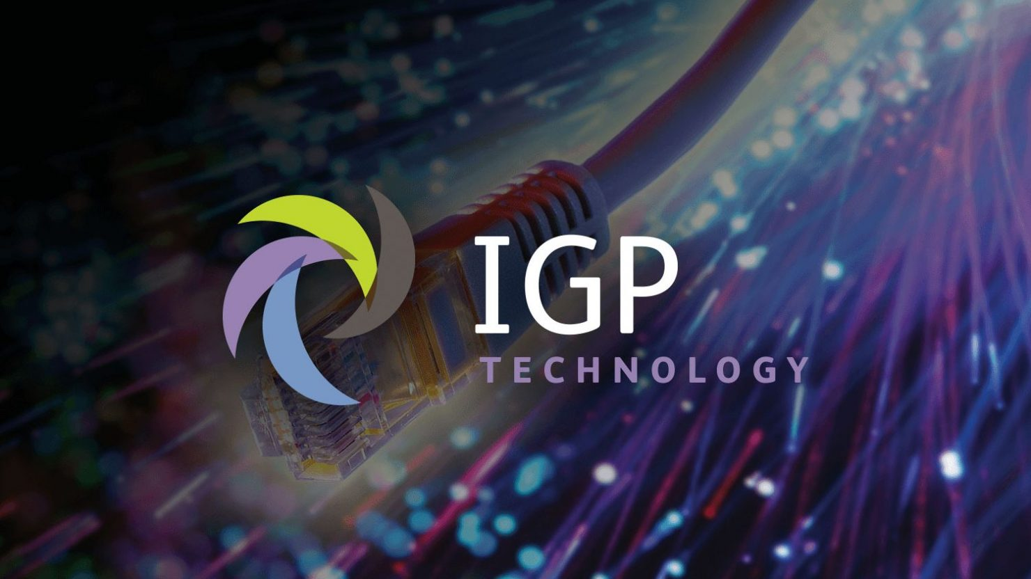 creative logo design for birmingham i.t. specialist IGP technology