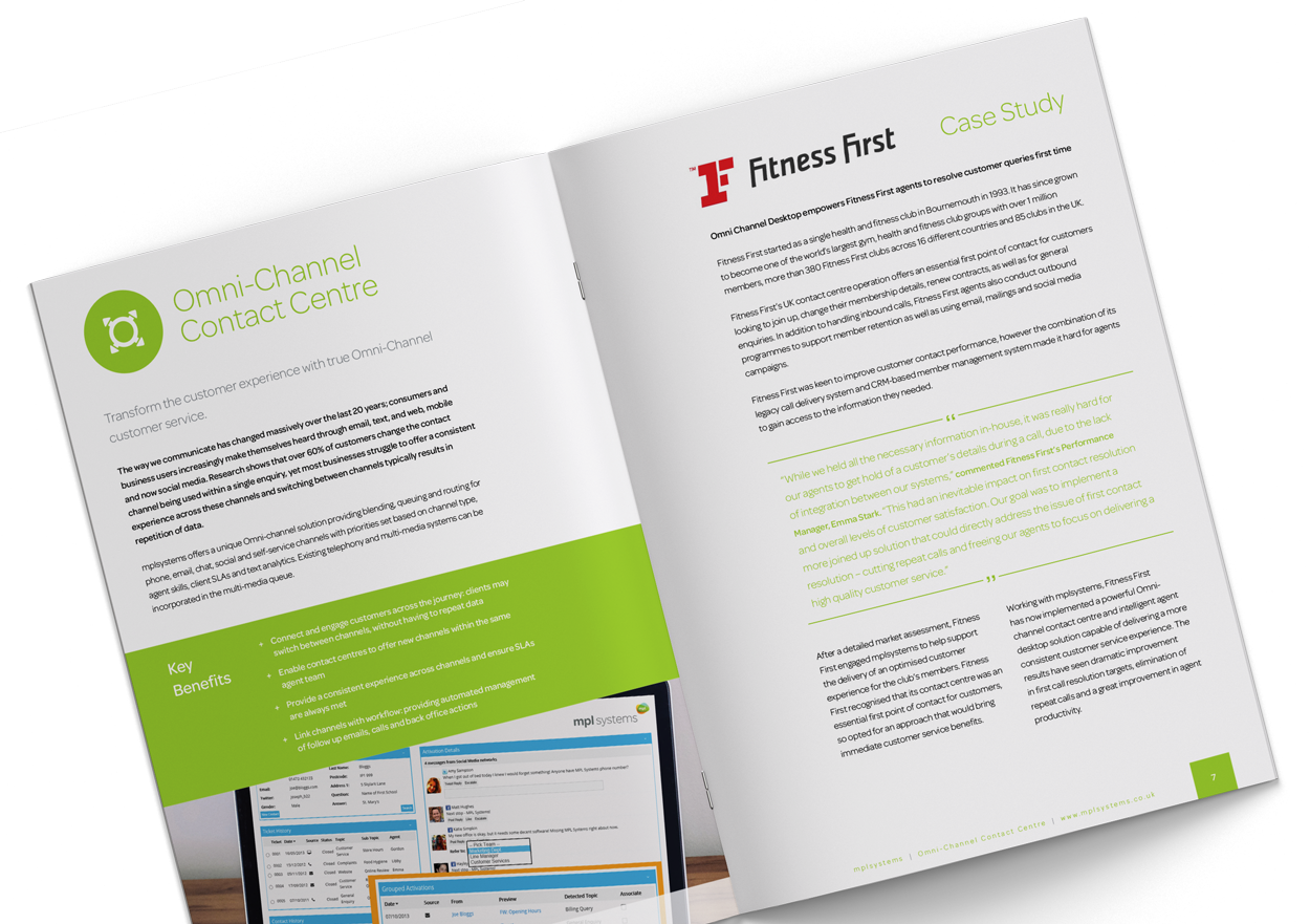 business brochure design birmingham colab digital